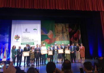 Mención especial en los premios del Medio Ambiente en Castilla-La Mancha para REdALIMENTA